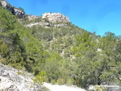 Hundido de Armallones - Alto Tajo; trekking y senderismo; senderos y caminos;sierra de gredos